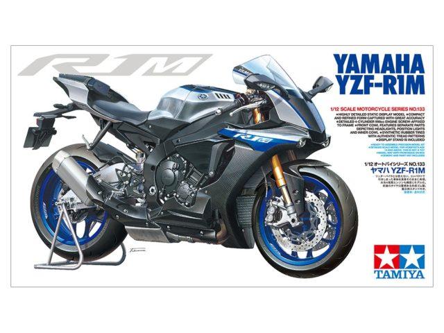 Yamaha YZF-R1M van Tamiya