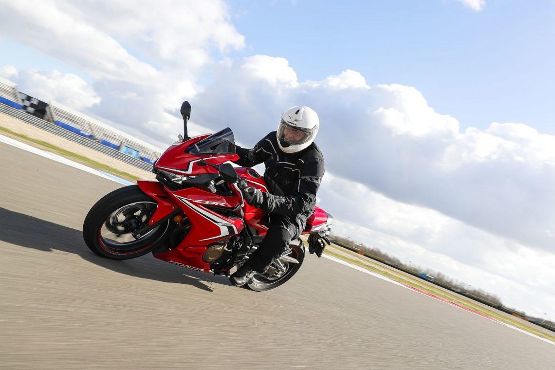 Test - Honda CBR500R