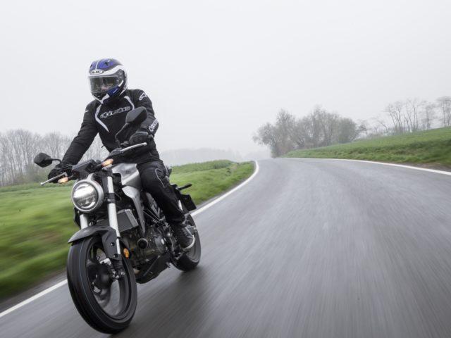 Honda CB300R 2019 - Test MotorRAI.nl