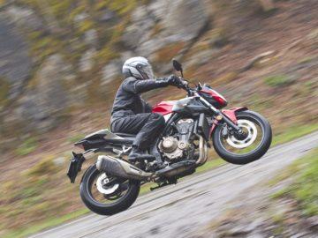 Honda CB500F 2019 - Test MotorRAI.nl