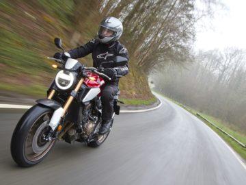 Honda CB650R 2019 - Test MotorRAI.nl