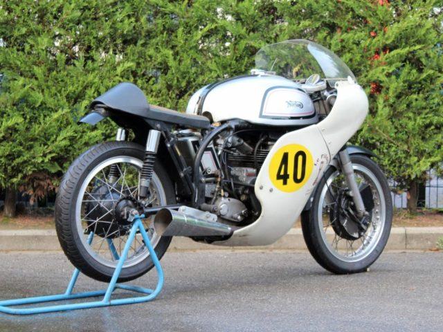 Norton Manx 500 30M 1959