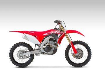 20YM HONDA CRF250R