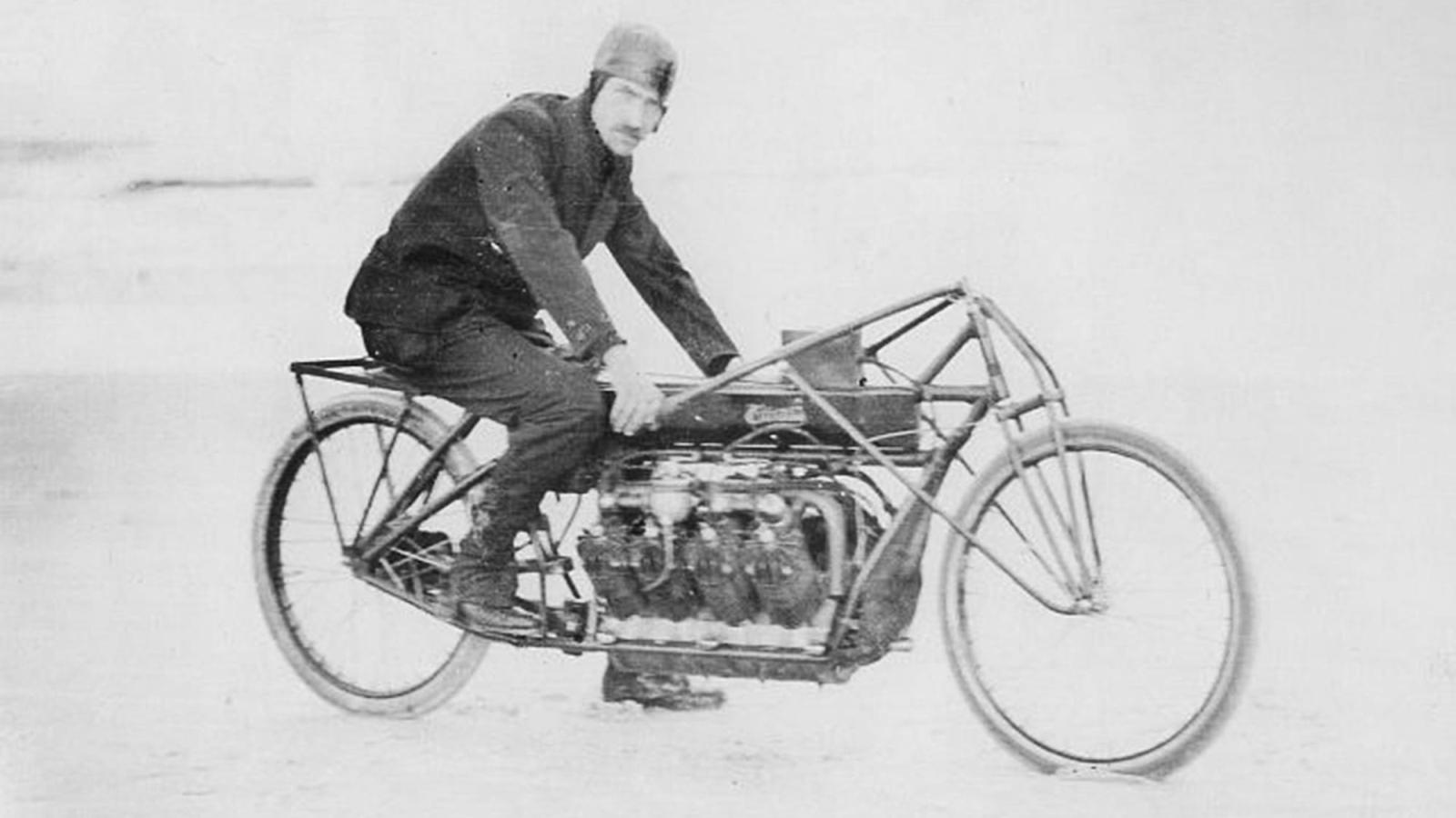 Curtiss Motorcycles V8
