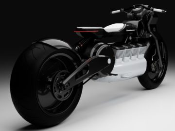 Curtiss Motorcycles Hera 2020