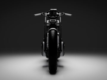 Curtiss Motorcycles Zeus Cafe 2020