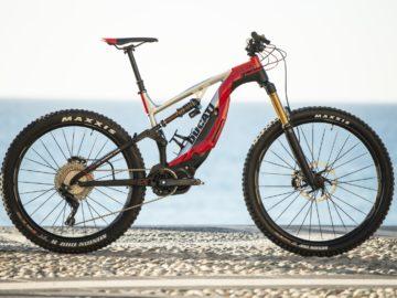 Ducati MIG-RR E-MTB