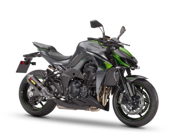 Kawasaki Z1000 Performance Pakket