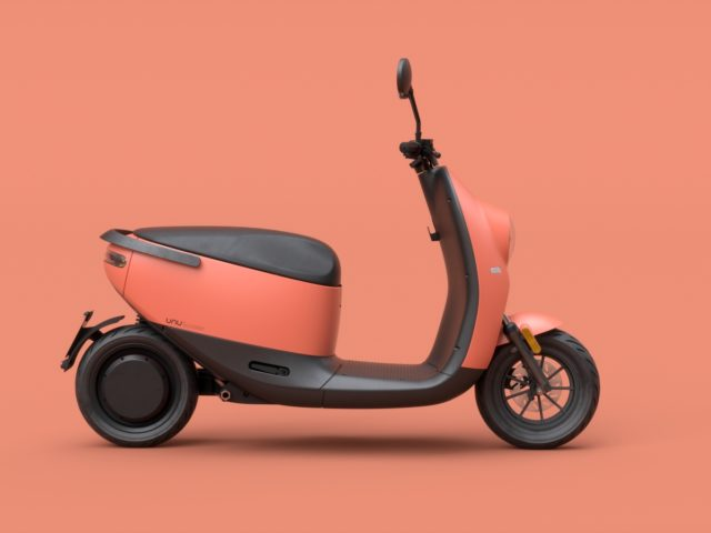 Unu Scooter 2019