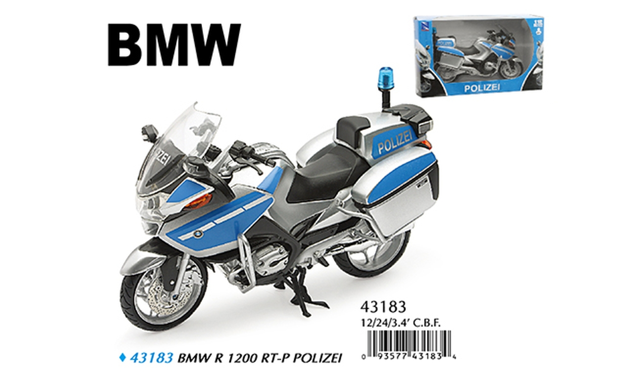 BMW R 1200 RT-P Polizei van New Ray