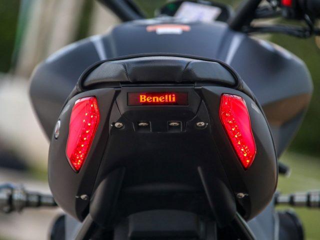 Benelli 502 C 2019