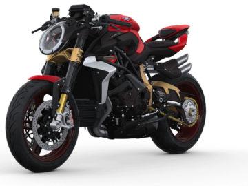 MV Agusta Brutale 1000 Serie Oro
