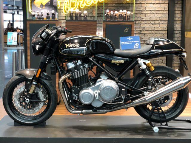 Norton Commando 961 Sport MKII