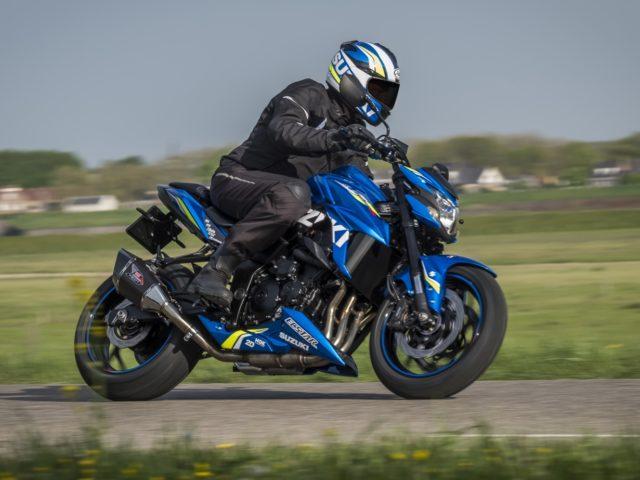 Suzuki GSXS750 MotoGP Edition