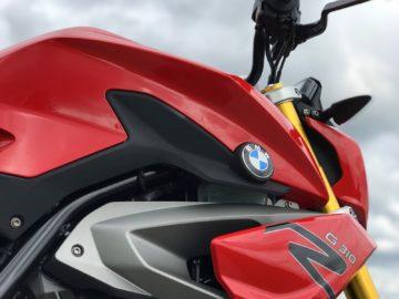 BMW G 310 R (2019) - Test MotorRAI.nl