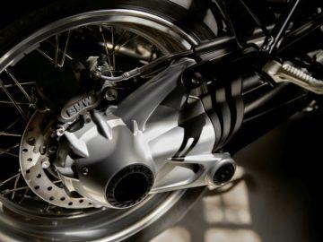 BMW R nineT /5: exclusief jubileummodel