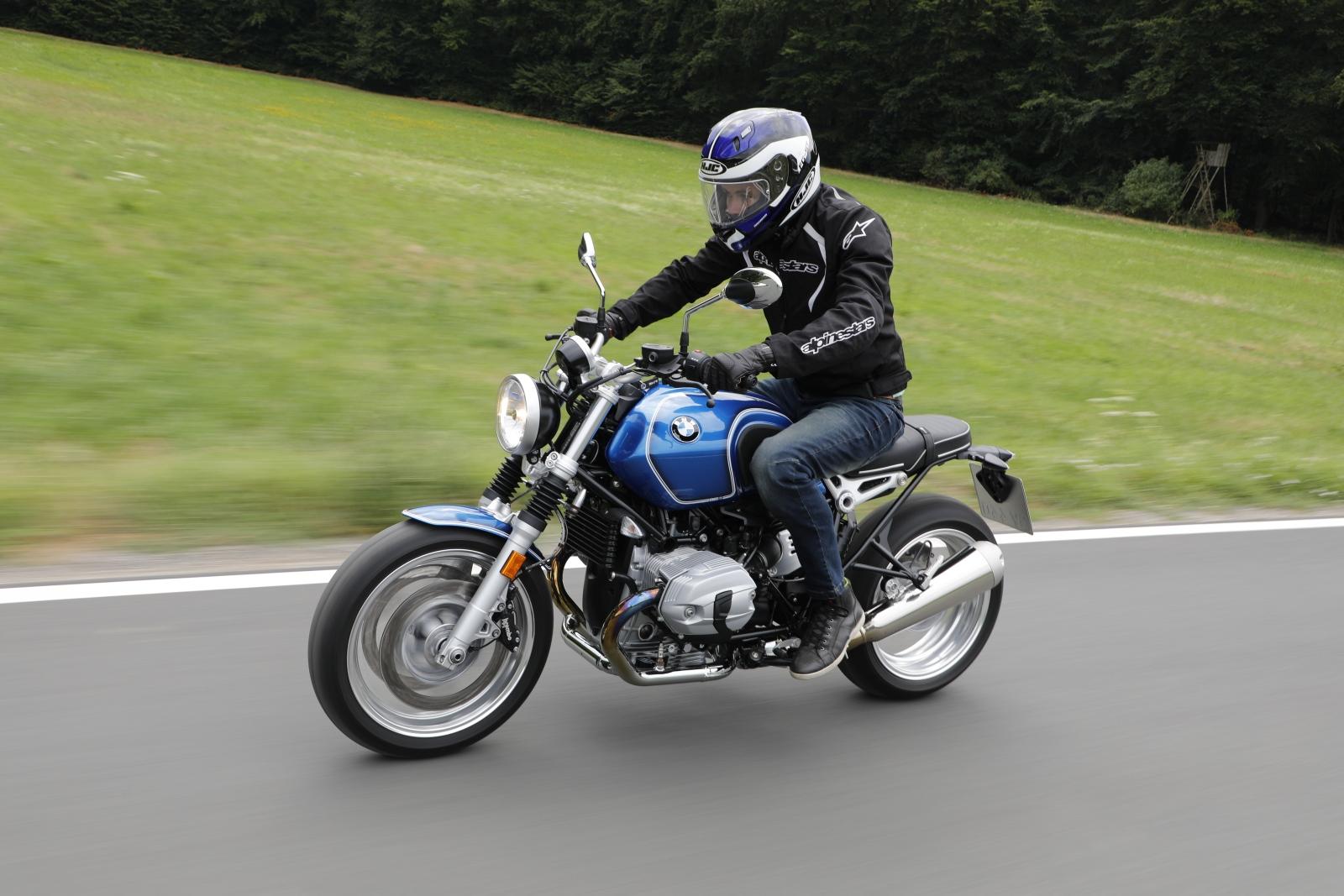 BMW R nineT /5 2019 - Motortest MotorRAI.nl