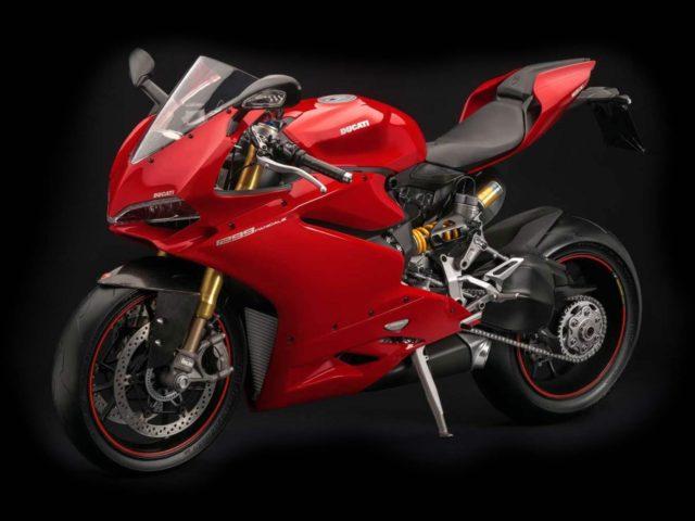 Ducati Superbike 1299 Panigale S - Pocher