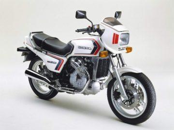 Honda CX 500 E/500