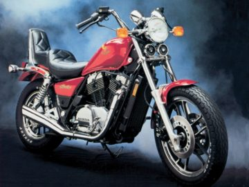 Honda VT 700C Shadow