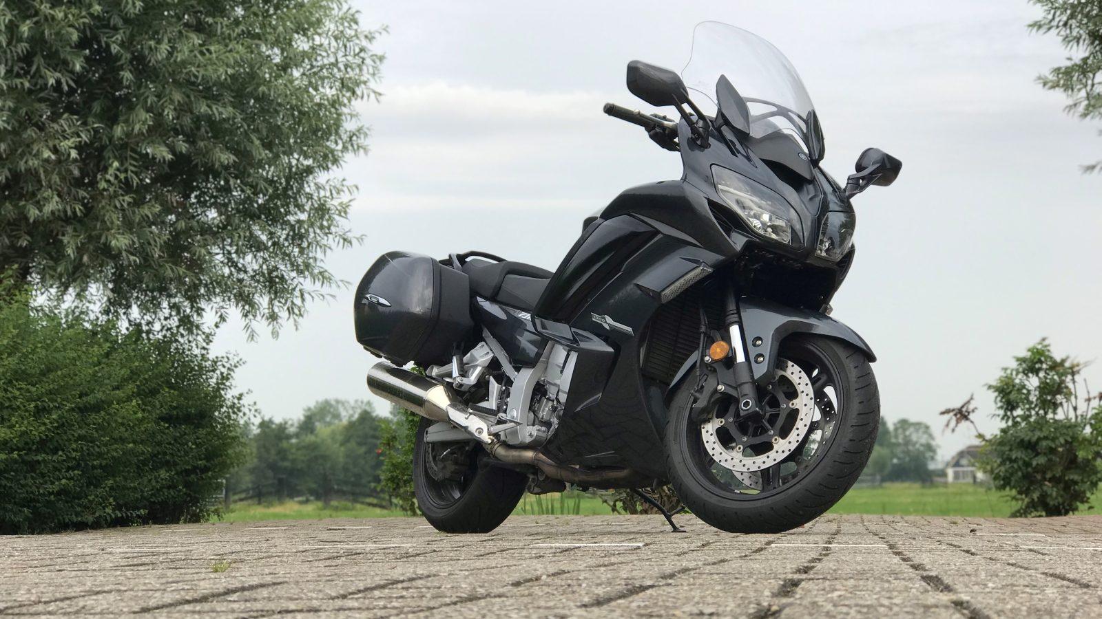 Yamaha FJR1300AS 2019 - Test MotorRAI.nl