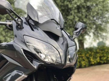 Yamaha FJR1300AS 2019 - Test MotorRAI.nl