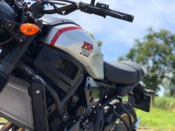 Motortest - Yamaha XSR700 XTribute (2019)