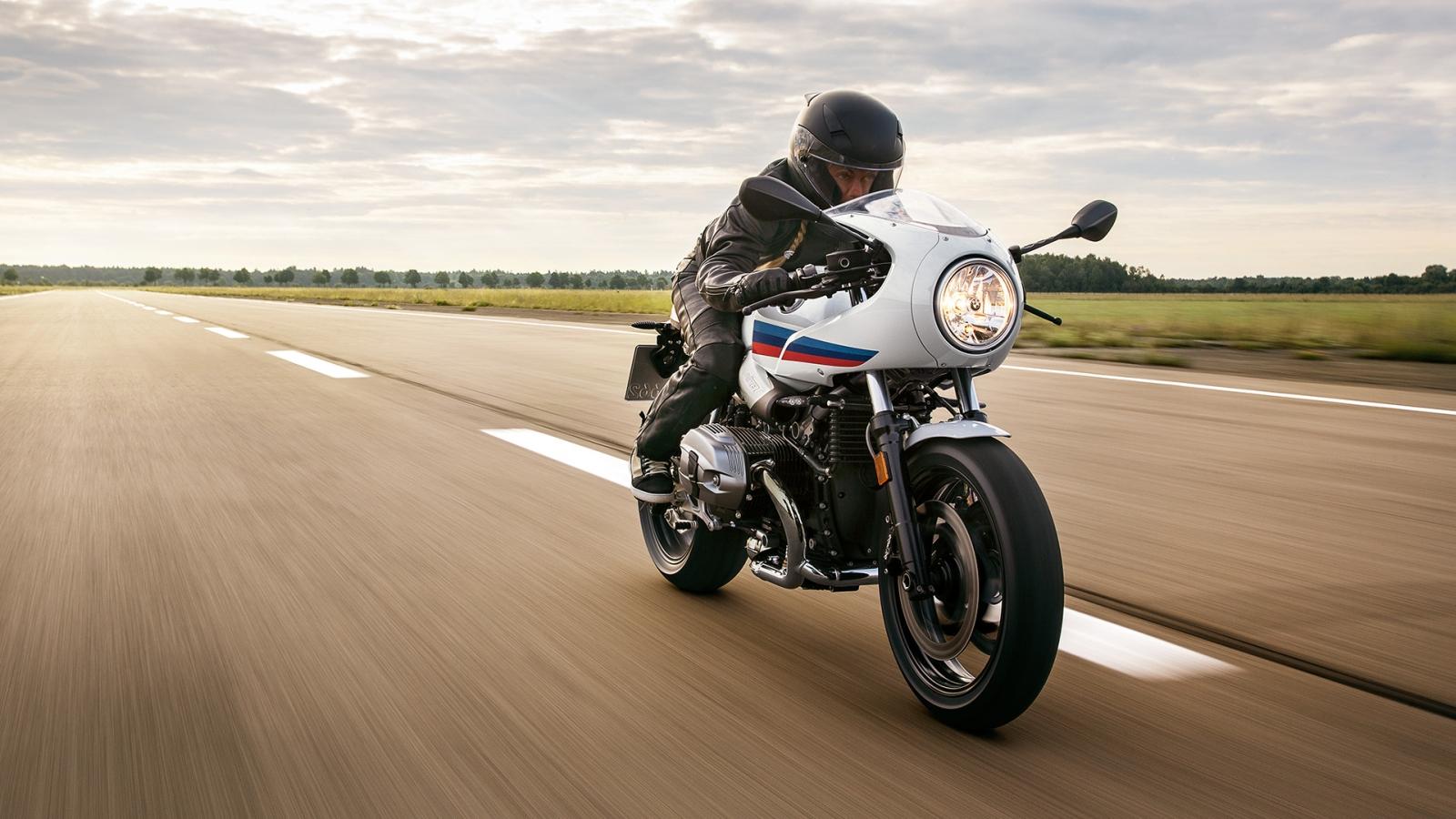 Cafe Racer - BMW R nineT Racer