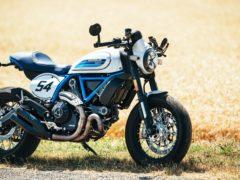 Cafe Racer - Ducati Scrambler Cafe Racer