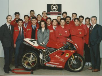 Ducati 916 - Massimo Tamburini