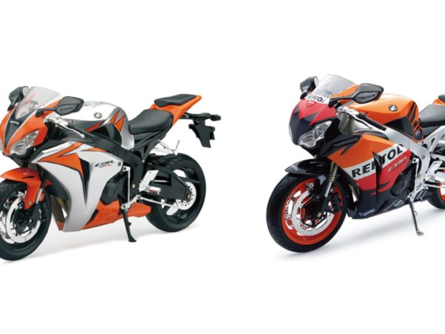 Honda CBR 1000RR 2009 en 2010