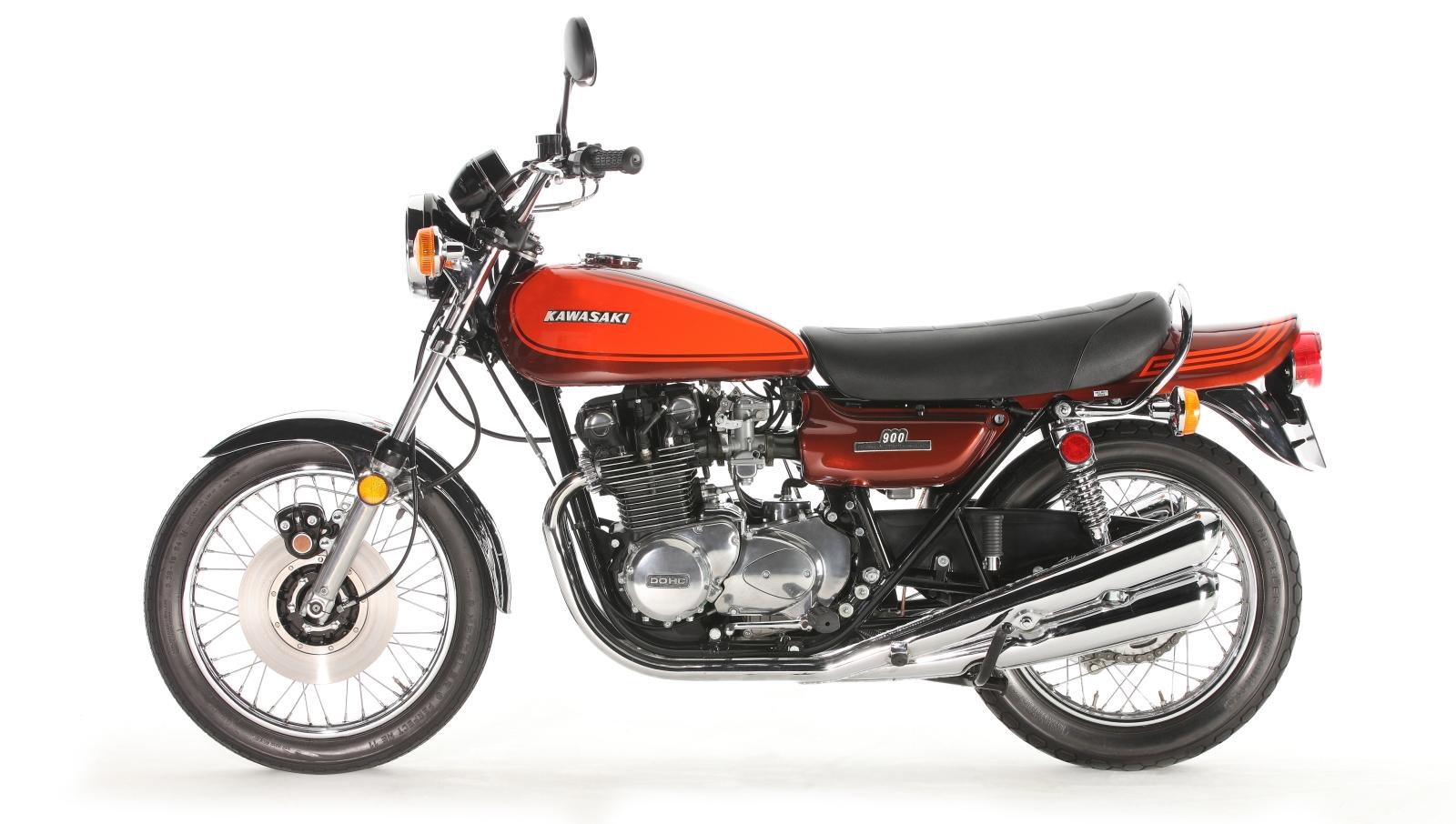 Kawasaki Z1 classic