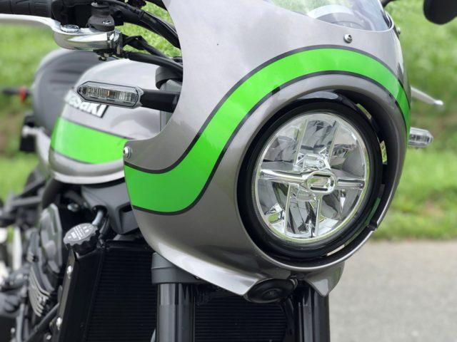 Motortest - Kawasaki Z900RS Café (2019)