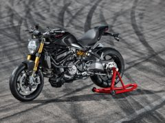 Ducati Monster 1200 S Black on Black 2020