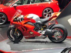 Ducati Panigale V4 R - IAA Frankfurt 2019