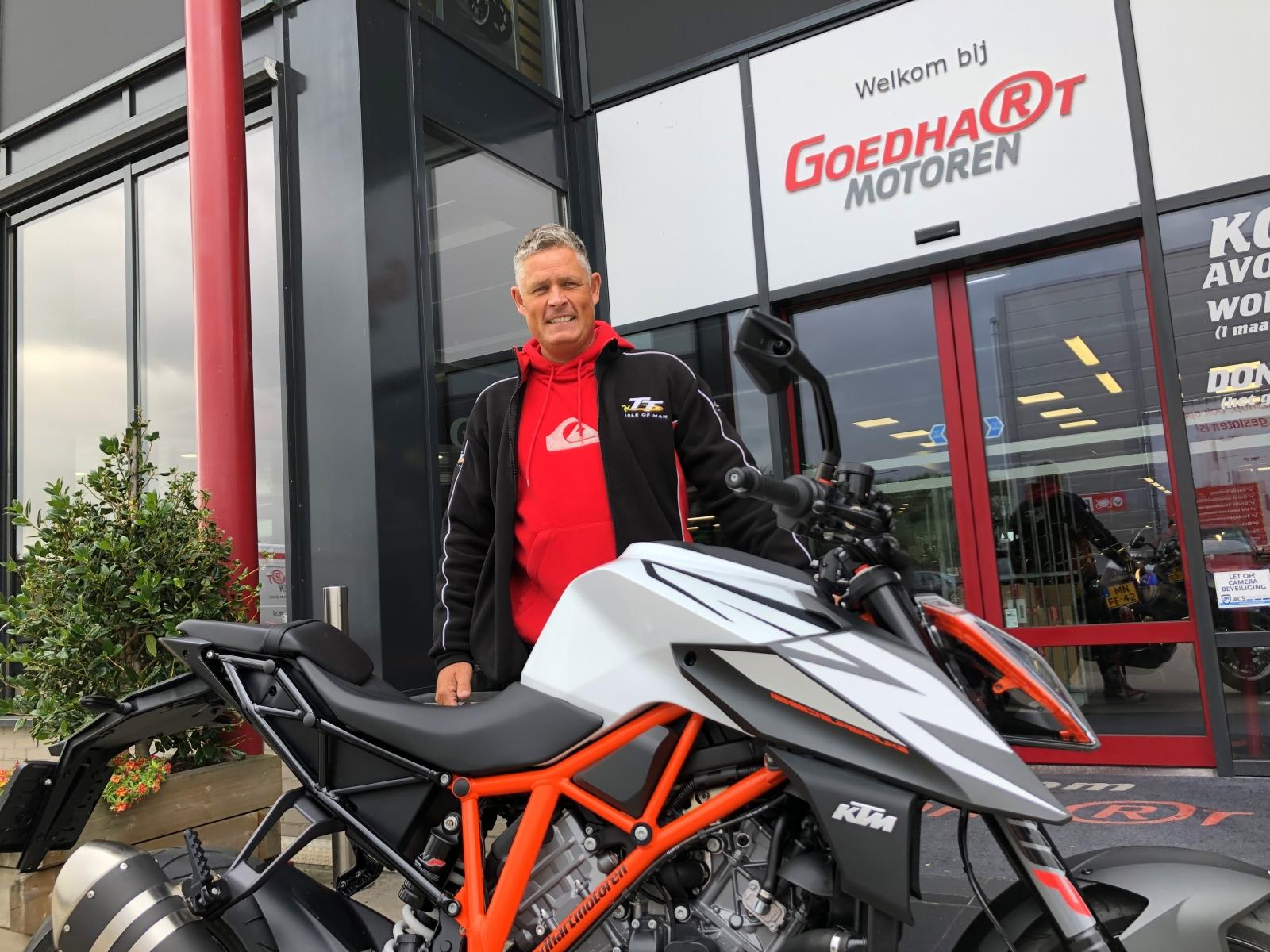 Eric Griffioen - KTM 1290 Super Duke R - Goedhart Motoren