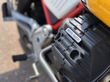 Moto Guzzi V85TT 2019 - MotorRAI.nl