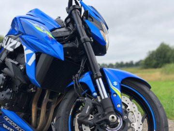 Suzuki GSX-S750 MotoGP Edition 2019 - Test MotorRAI.nl