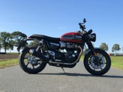 Motortest - Triumph Bonneville Speed Twin (2019)