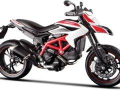 MotorRAI in Miniatuur - Ducati Hypermotard SP van Maisto