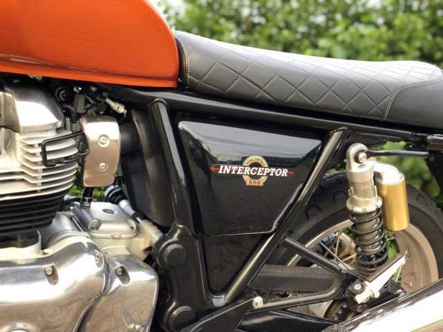 Royal Enfield Interceptor 650 2019 - Test MotorRAI.nl