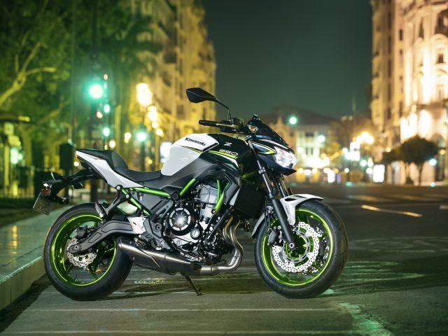 Kawasaki Z650 2021